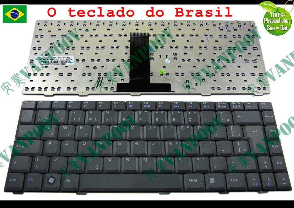 BR novo Notebook teclado Do Portátil Para Asus F80 Philco phn14PH24 phn14505 phn14511 Teclado VIT M2420 M2400-1 Brasil V020462JK1