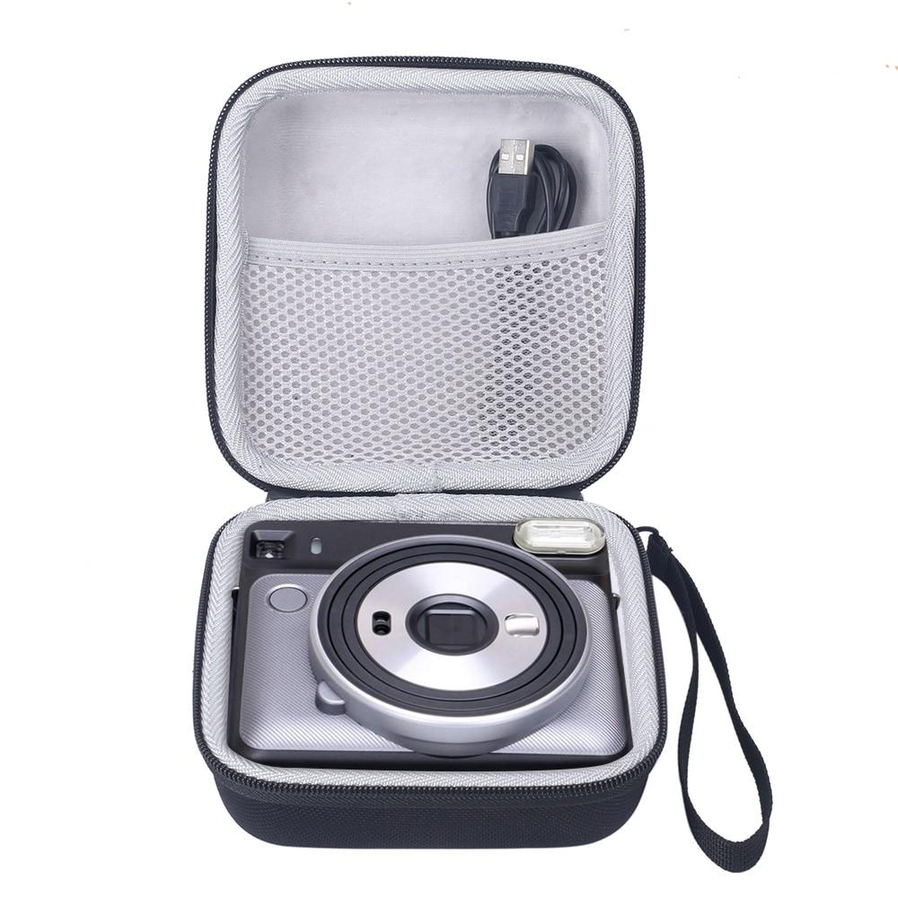 Newest EVA Hard Travel Pouch Box Cover Bag Case For Fujifilm Instax Square SQ6 - Instant Film Camera