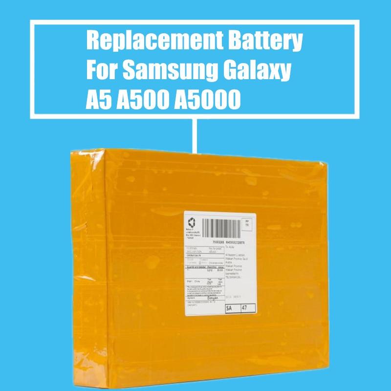 10 unidades pacote 2300mah bateria de substituicao para samsung galaxy a5 sm a510f