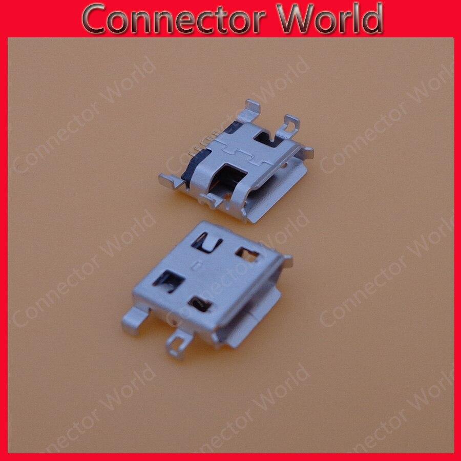 10X ل جيايو G3 G 3 جيا يو 5 دبوس شاحن موصل استبدال إصلاح أجزاء مايكرو البسيطة USB جاك المقبس حوض التوصيل ميناء الشحن