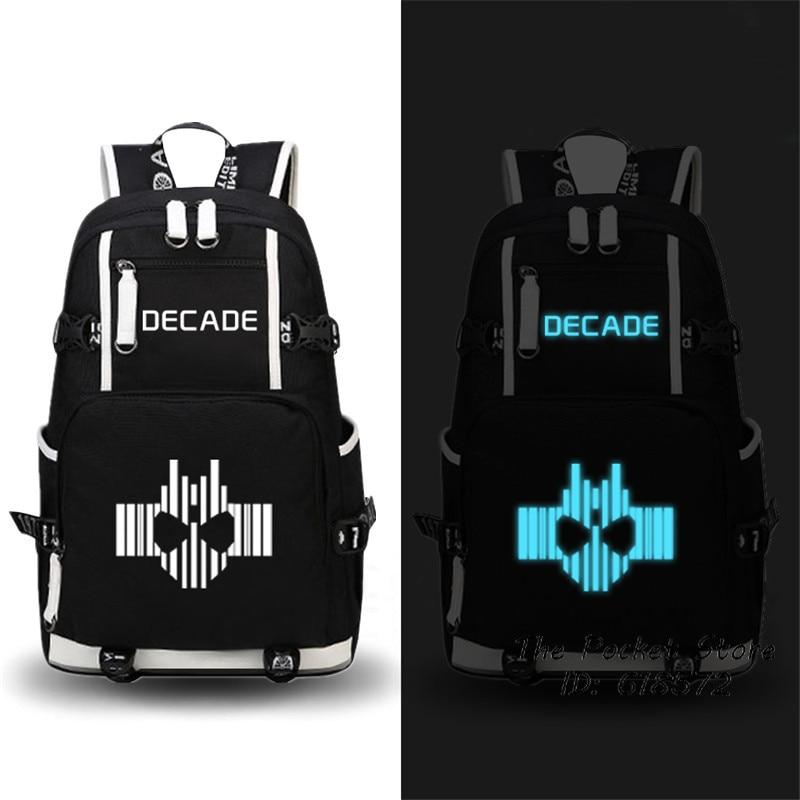 Рюкзак для ноутбука Kamen Rider, тканевый рюкзак с принтом, высокое качество