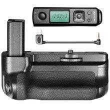 Neewer Pro Camera Batterij Grip Voor Sony A6500 Mirrorless Camera Uitgerust Met Afstandsbediening Verticale Schieten Functie