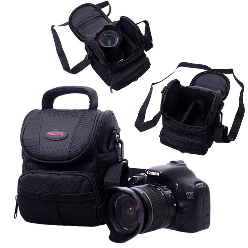 Сумка для камеры чехол для Canon Powershot G16 G15 G9X G7X Mark II III 3 SX740 SX730 SX720 SX540 SX530 SX520 SX510 SX430 IS SX410 SX420