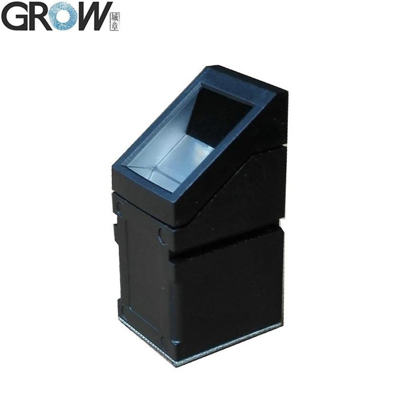 GROW R307 Cheap USB UART Blue Light Optical Fingerprint Access Control Recognition Device Scanner Module Sensor