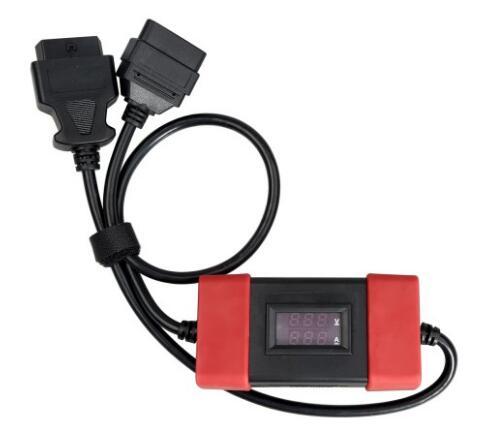 Launch 12V a 24V Cable adaptador diésel para camiones pesados X431 Easydiag2.0/3,0 Golo Carcare