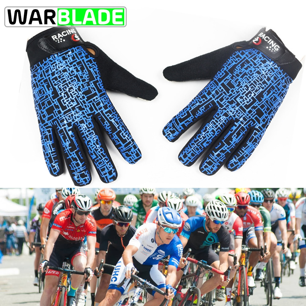 Guantes deportivos para Ciclismo con dedos completos para hombre, Guantes con pantalla...