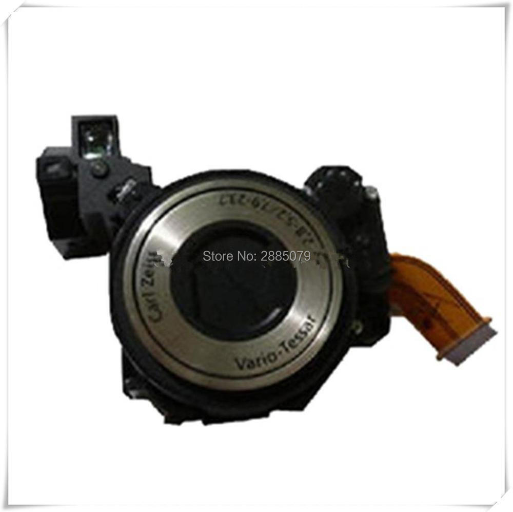 Original lente de zoom unidad sin CCD Sony DSC-W7 DSC-W5 DSC-W12 W7 W5 W12 cámara Digital