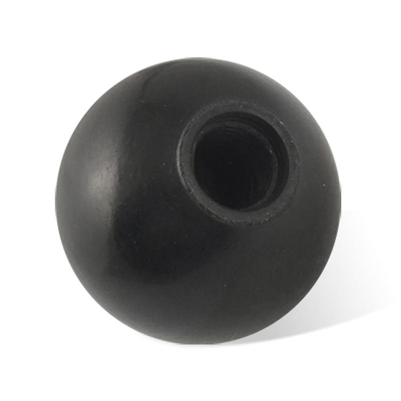 Replacement black Bakelite 35 mm diameter ball lever knob