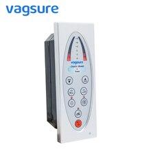 Vagsure-panneau de commande de salle de douche   1 pièce numérique, Fm ventilateur de ventilation, haut-parleur étanche, IPX5 pour contrôleur, accessoires de cabine de douche