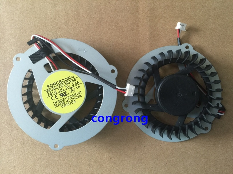 Portátil ventilador para SAMSUNG R423 R425 R460 R463 R464 R467 R468 ventilador de refrigeración ventilador