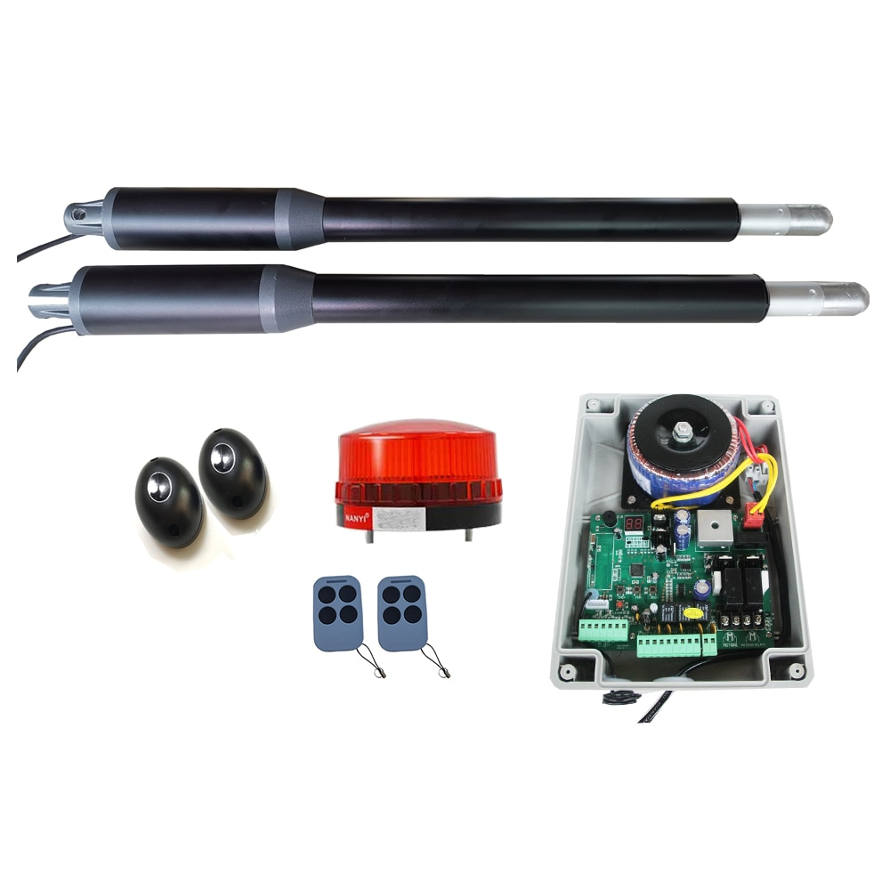 DC24V Engine Motor System Automatic door could use for AC220V/AC110V swing gate driver actuator perfect suit gates opener