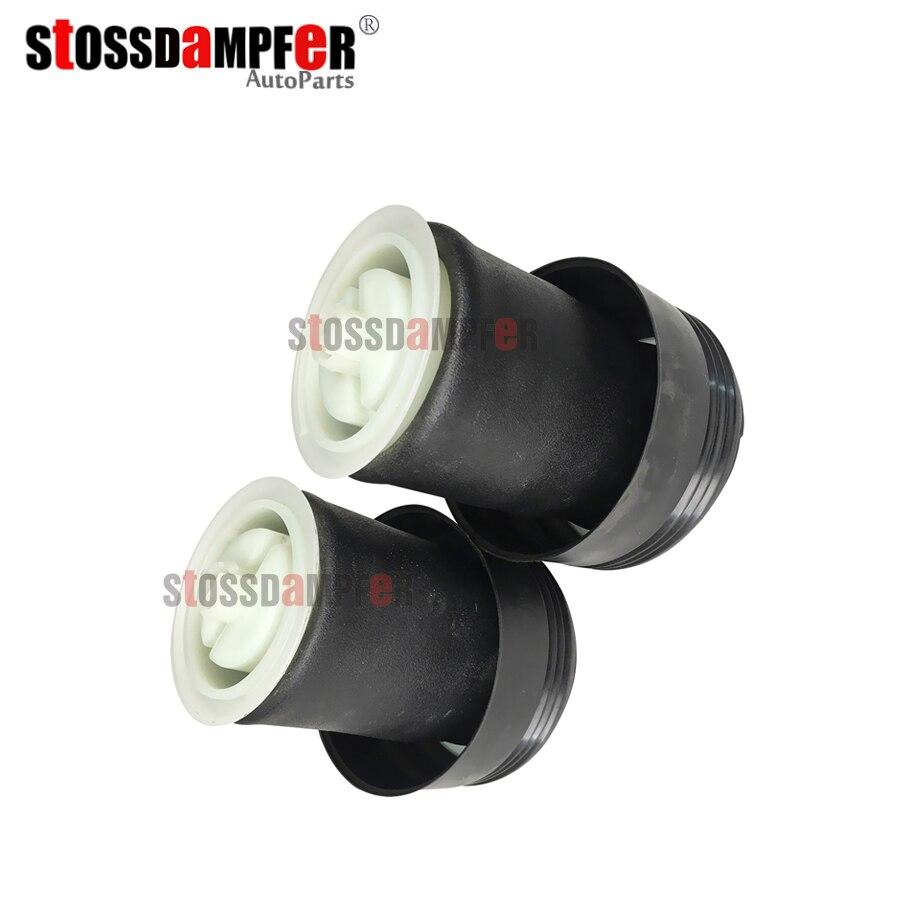 StOSSDaMPFeR 2 uds aire suspensión trasera bolsa de resorte de aire para BMW X5 E70 X6 E71 E72 37126790082 de 37126790081 a 37126790078