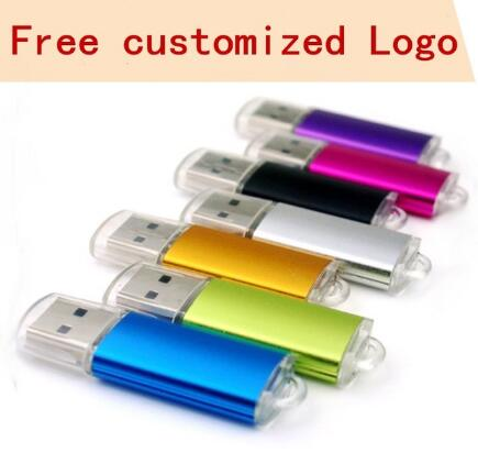variety color usb flash drive 32gb pen drive 16gb 8gb 4gb USB flash memory usb 2.0 stick pendrive with 100PSC/1bag free shipping