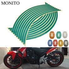 오토바이 휠 스티커 반사 데칼 림 테이프 스트립 moto guzzi brutale 1000 serie oro 1200 sport audace 액세서리