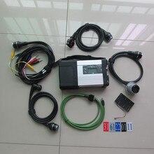 Mb star scanner sd verbinding c5 compact 5 wifi voor mb cars & trucks diagnostic tool zonder software 1 jaar garantie