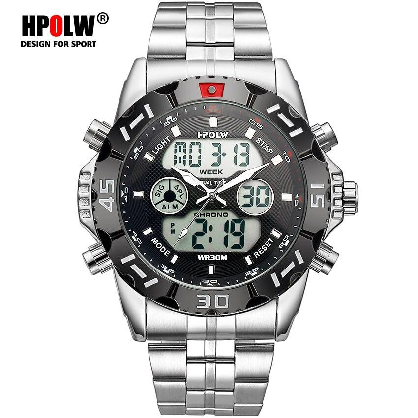 Мужские часы s, цифровой светодиодный Топ бренд, роскошные часы Chronos Alarm G, спортивные часы, мужские ударные часы, часы Relogio Masculino