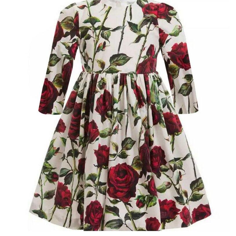فساتين للفتيات الصغيرات موضة فستان ربيعي للفتيات الصغيرات فستان الأميرة رداء أنيق على الطراز الأوروبي فساتين صيفية للفتيات الصغيرات