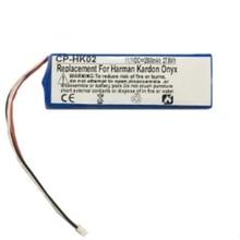 5 pcs/lot TTVXO 2500 mAh batterie pour Harman Kardon Onyx haut-parleur batterie PR-633496