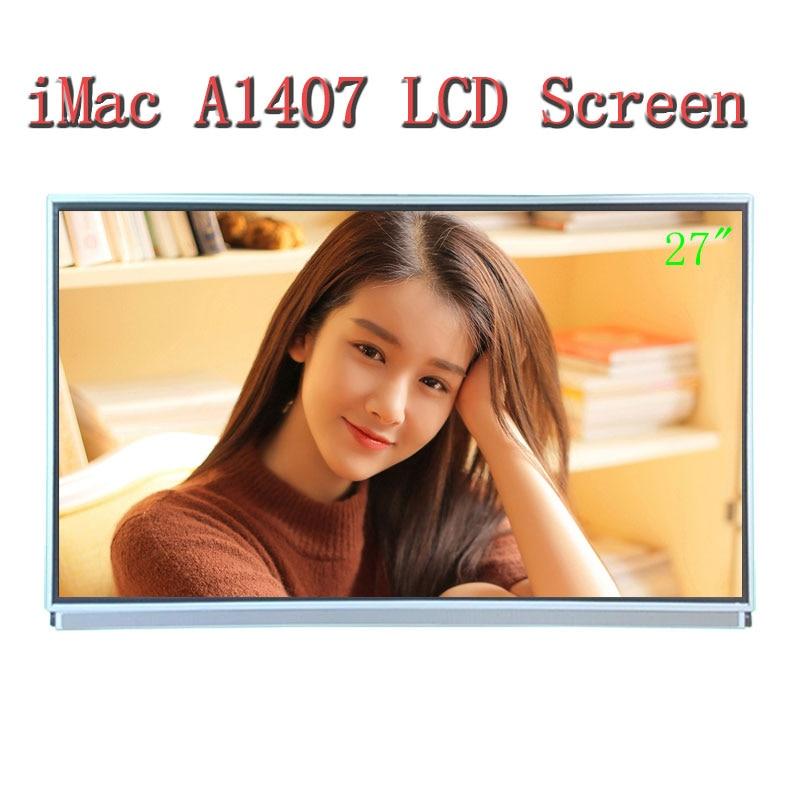 "Caliente vender 27 ""2K LM270WQ1 SD B3 genuino nuevo LED pantalla LCD Módulo de pantalla LM270WQ1(SD)(B3) para iMac A1407 Original pantalla LCD"
