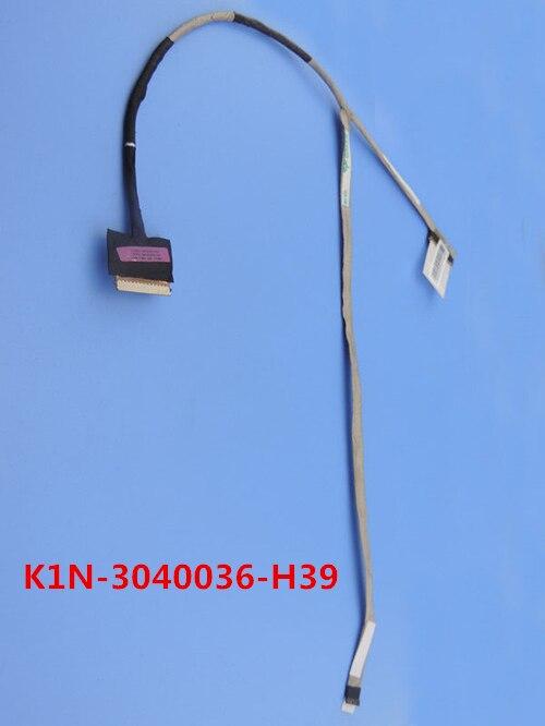 Nuevo/ORIG portátil/portátil LCD/LED/LVDS CABLE flex para MSI GE62 MS16J1 MS16J2 16J1 K1N-3040036-H39 1920*1080P FHD 40pin