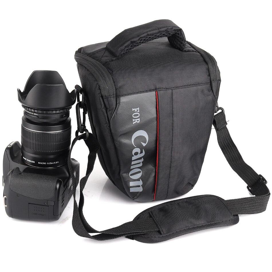 Funda impermeable para cámara Canon 1300D 1100D 1200D 100D 200D DSLR EOS Rebel T3i T4i T5 T5i T3 600D 700D 760D 750D 550D 500D