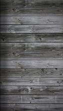 HUAYI Black Wooden Planks Backdrop Art Fabric Photography Prop Studio Newborn Background D-517