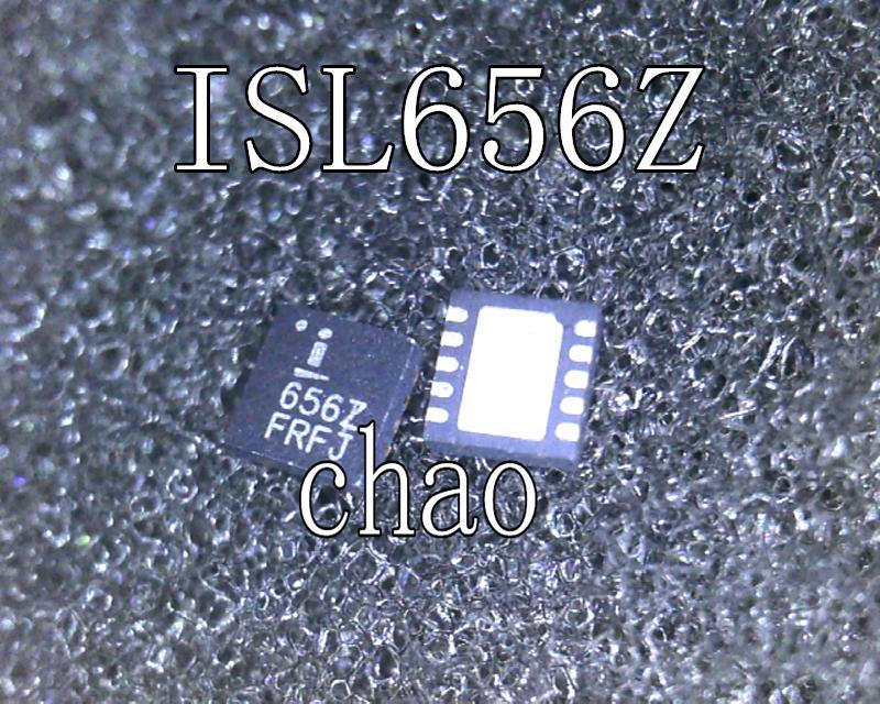(5 pieces) ISL97656IRTZ ISL6656Z ISL656Z 656Z QFN