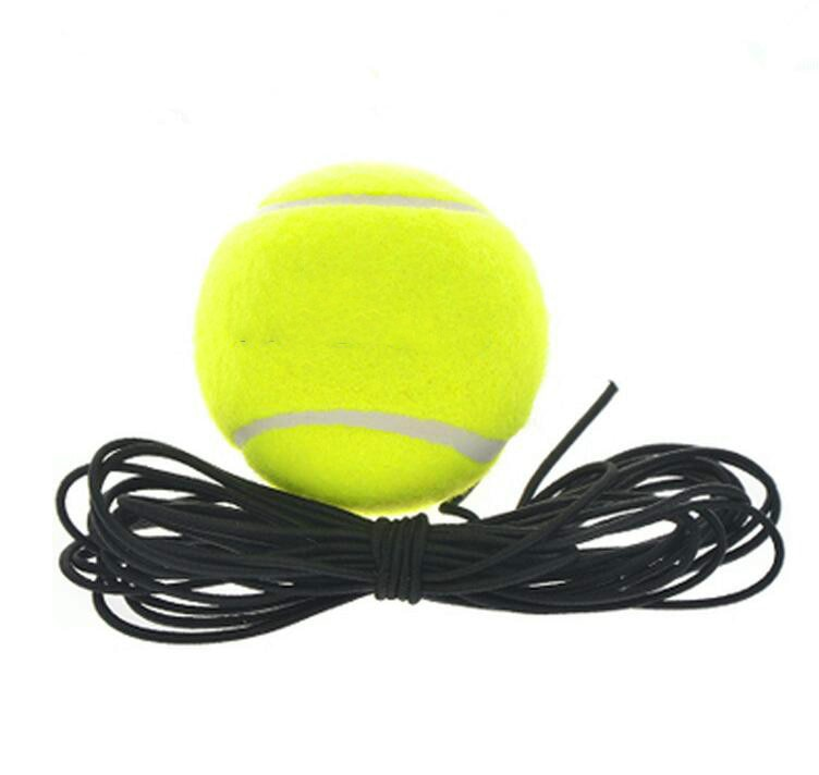 Belt line tennis training elastic rubber band ball tennis training tennis balls Y7