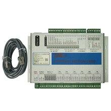 CNC MACH3 USB Ethernet 2MHz 4 axes 100KHz USB CNC lisse pas à pas contrôleur de mouvement carte carte de contrôle de rupture
