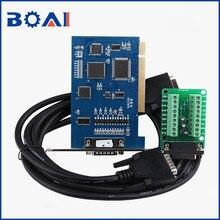 3 축 cnc 제어 카드 pci 컨트롤러 cnc 라우터 제어 시스템 nc 스튜디오 부품