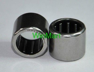 5 uds 3x6,5x6mm una forma embrague miniatura rodamiento de agujas de rodillos HF0306