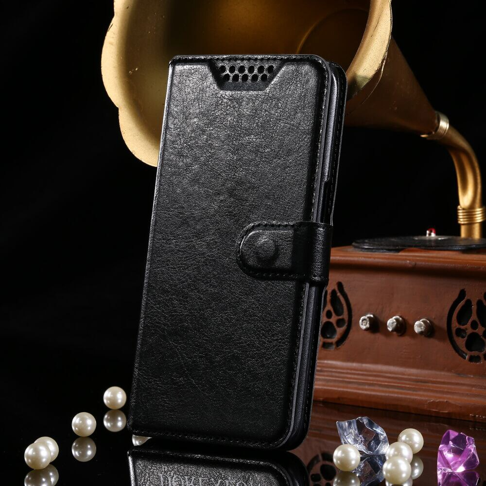 Étui portefeuille Pour DEXP B340 AS260 B355 BS155 G253 GS150 BS650 G150 G155 G250 G255 G355 GL255 Flip En Cuir étui De Protection pour Téléphone portable