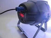 4 XLOT livraison gratuite 330 W 18*18 W Led Par, Led RGBWA + UV Par lumière, 18 W Led Par peut DJ Par canettes boîtier en aluminium sans scintillement