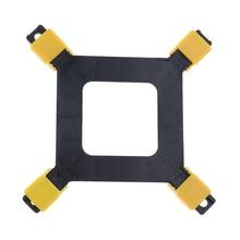 PC CPU Cooler Mounting Bracket Cooling Fans Heatsink Holder Base Backplate Kit For Intel 115X/1366/2011
