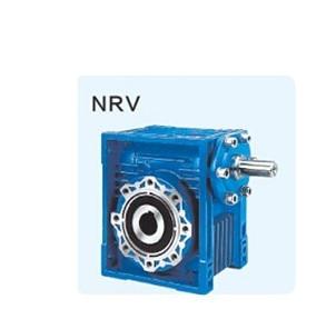 Nuevo Reductor de gusano NRV030 RV Reductor de gusano accionamiento pequeño de 90 grados caja reductora para eje de turbina de transmisión de potencia Industrial
