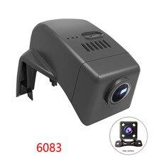 نوفاتيك 96655 WiFi APP HD1080P المزدوج جهاز تسجيل فيديو رقمي للسيارات داش كاميرا ل S60 2012 2013 S60L 2014 2015V60 S80L 2015 XC90 2015 إلى 2018 جهاز تسجيل فيديو رقمي للسيارات