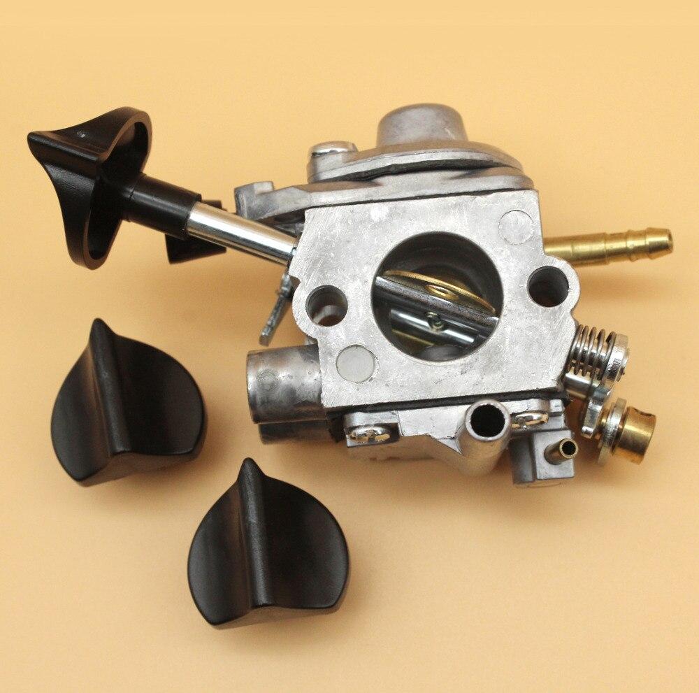 Набор ручки для карбюратора STIHL BR500 BR550 BR600 BR 500 550 600 воздуходувка ZAMA C1Q-S183 C1Q S183