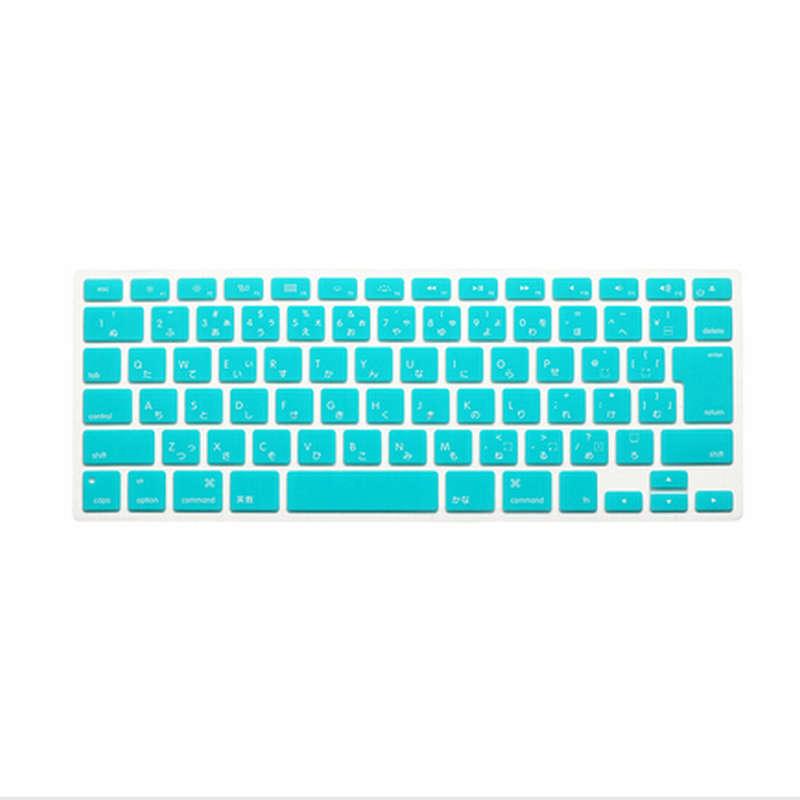 For Apple MacBook Air Pro 13 15 17 Japanese Keyboard Cover 2013 2014 2015 Protector for Mac Book Air Retina 13.3 15.4 Japan