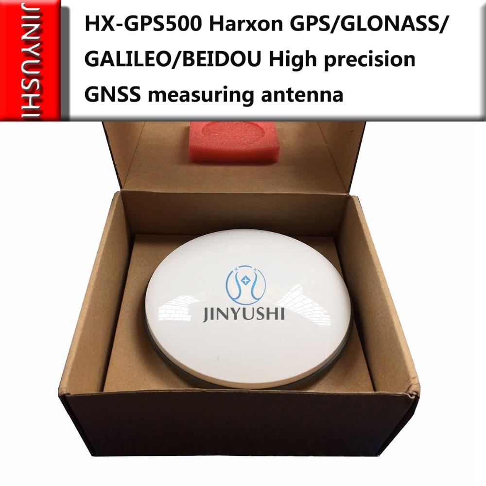 GPS500 HX-GPS500 Harxon GPS/GLONASS/غاليليو/بيدو كر محطة عالية الدقة GNSS قياس الفطر هوائي RTK استقبال