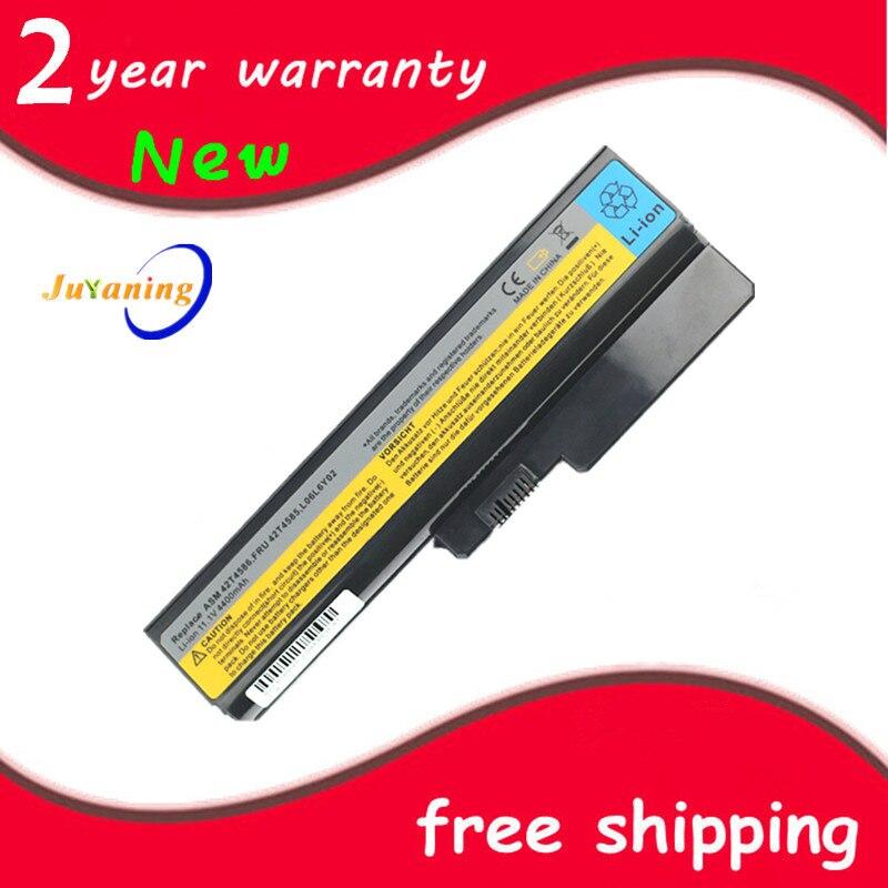 Nuevo L09N6Y02 L10C6Y02 batería del ordenador portátil para Lenovo IdeaPad Z370 Z460 Z465 Z470 Z560 Z565 Z570 V570 V570A V570G V570P B470 b570