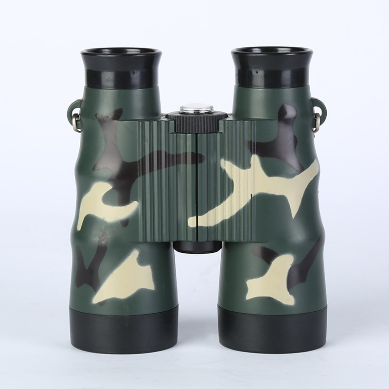 Telescopio binoculares plegables 6X36 para niños, juguetes para niños, regalo de cumpleaños, herramientas de escalada para acampar al aire libre, gafas de viaje