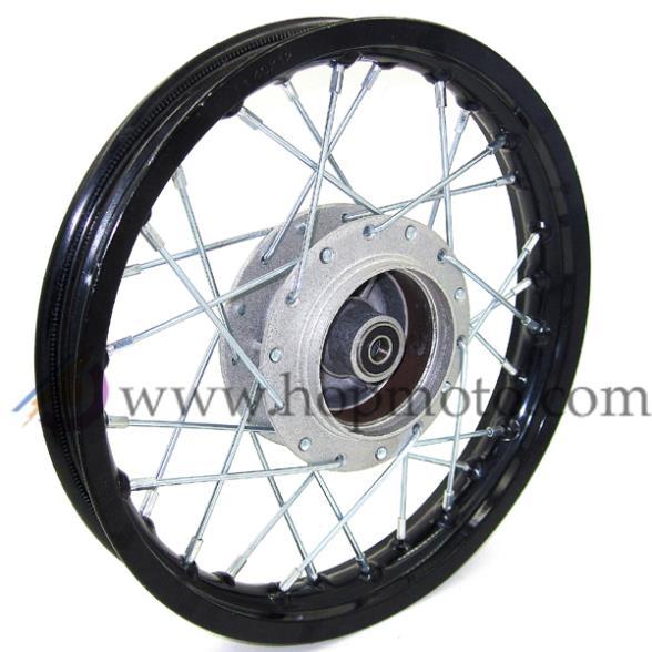 Передние J1.40X 12 дюймовые ступицы для барабанных тормозов, колеса из алюминиевого сплава, запасные части для внедорожников, питбайков KTM CRF KLX Kayo BSE Apollo