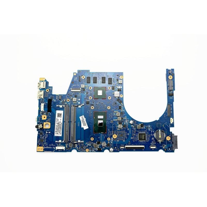 SAGE11-6050A2857301-MB-A02 859291-601 اللوحة المحمول w/ 940MX 2GB GPU + i7-7500U 2.7Ghz وحدة المعالجة المركزية ل HP 17-U M7-U