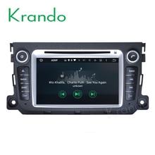 Krando Android 9.0 autoradio dvd pour benz smart fortwo 2010 2011 2012 2013 2014 multimédia gps système de navigation
