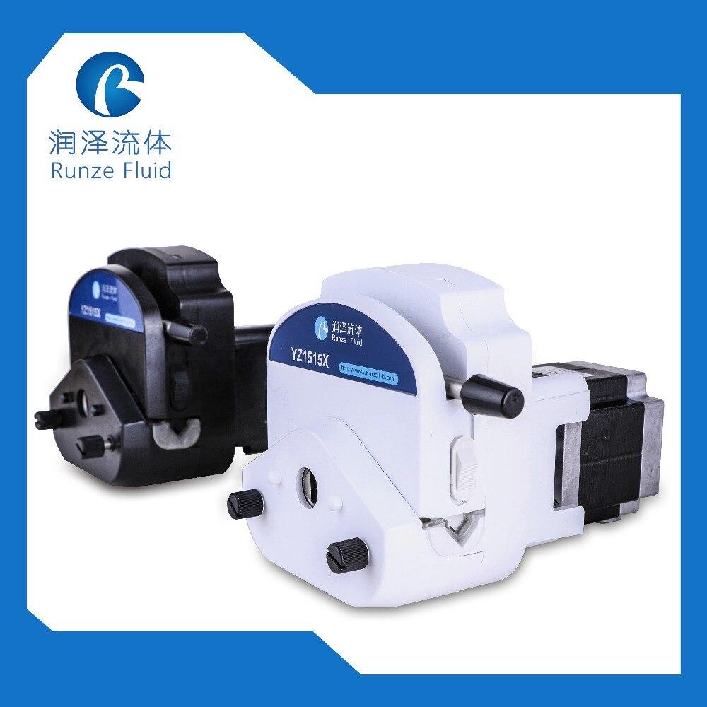 Long-Life Pharmaceutical Metering Peristaltic Pump Speed Adjust Stepper Motor