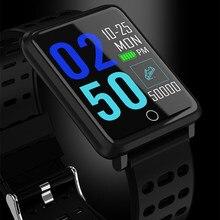 F3 Digital Smartwatch New Intelligent Wristwatch Waterproof Sports Smart Watch Heart Reat Pedometer