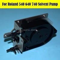 1 pc new original solvent ink pump for roland sc540 545 sj 540 640 645 740 745 sj 1000 1045 xj 540 640 xc xj sc vp printer