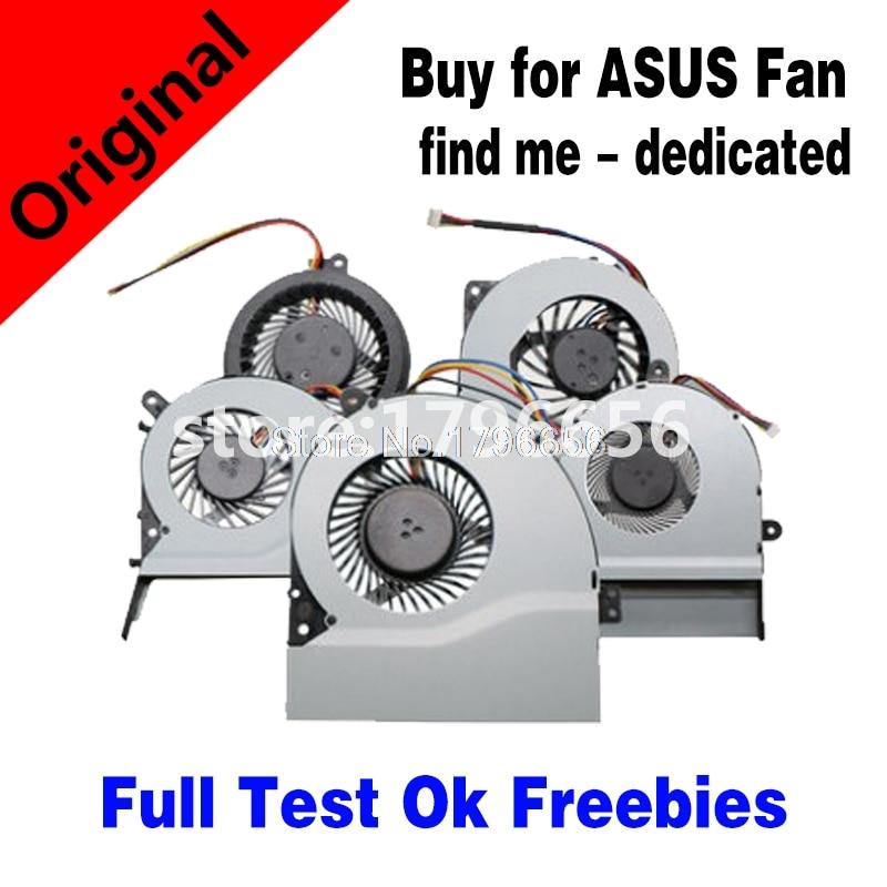 Новый охлаждающий вентилятор для процессора Asus K555L X555 X555L X555LD X555LJ X54H X54HR K54HR K54C K54L 1015P 1015PX 1015PE 1011PX 1015PW
