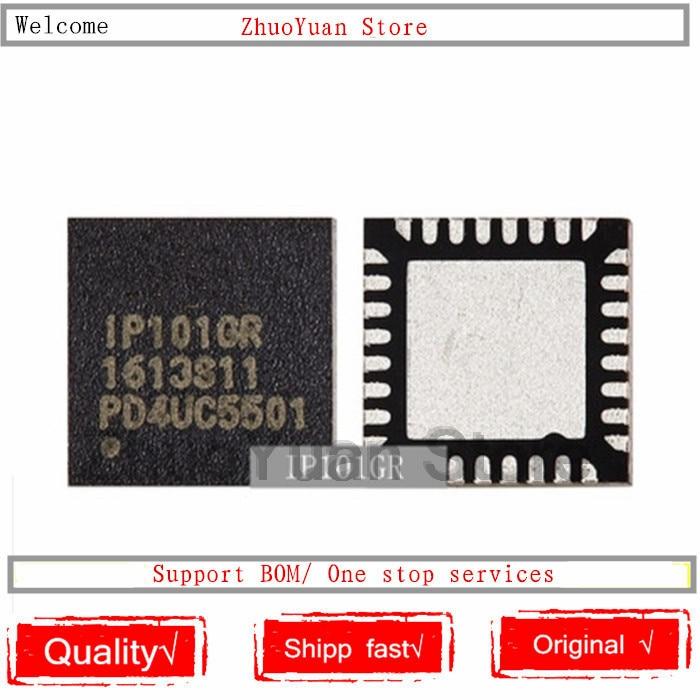 10 unids/lote nuevo original IP101GR IP101 QFN32 SOP-8 IC chip