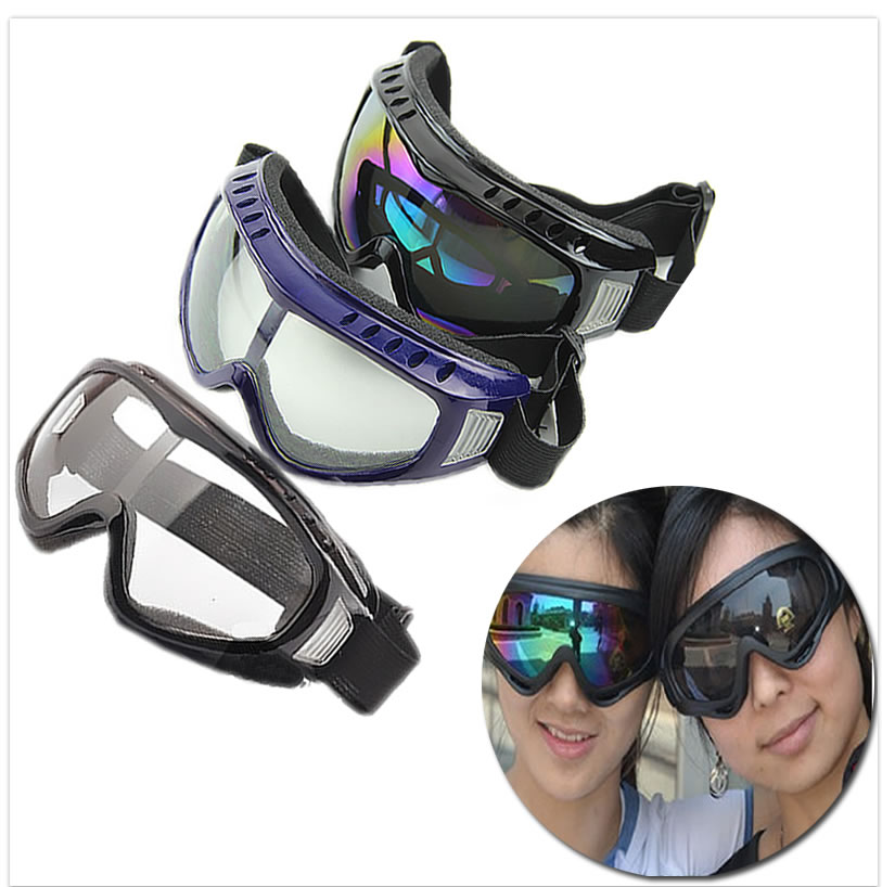 Outdoor Anti Sand okulary motocyklowe wiatr ochrona przeciwpyłowa gogle z gąbką 3 kolory Drop shipping